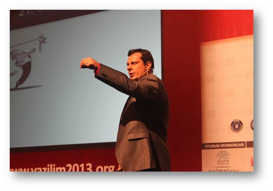 yazılım 2013 kongresi
